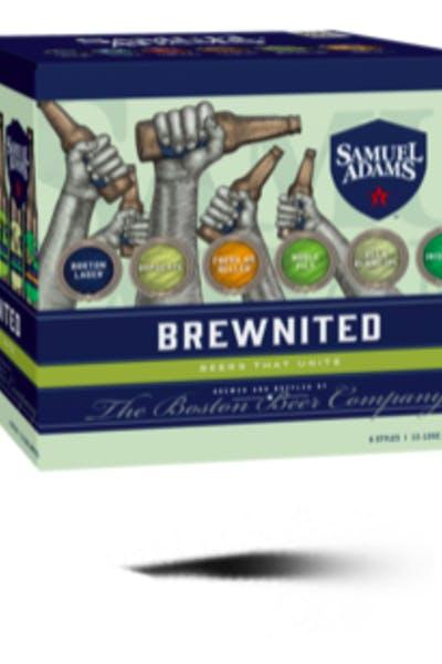 Samuel Adams Brewnited Variety Pack
