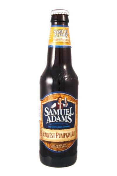 Samuel Adams Harvest Pumpkin Ale