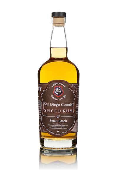 San Diego County Spiced Rum