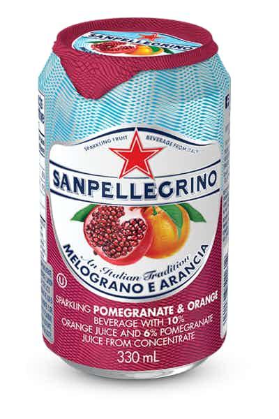 San Pellegrino Melograno E Arancia