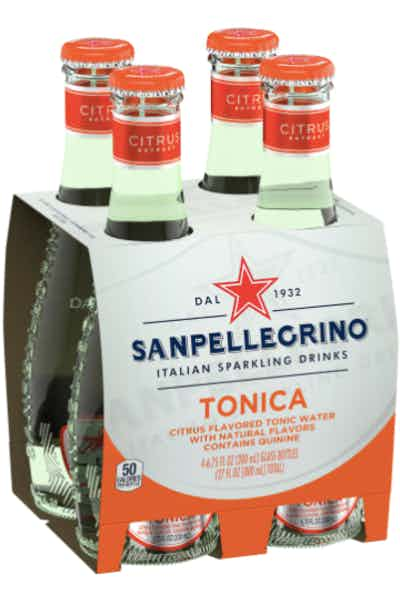 San Pellegrino Tonica Citrus Flavored Tonic Water