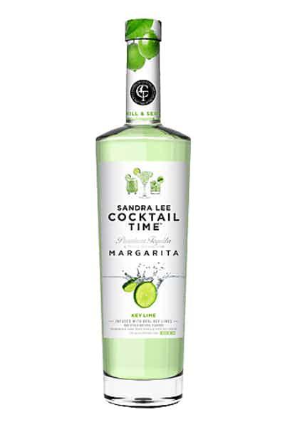 Sandra Lee Cocktail Time Premium Margarita Key Lime