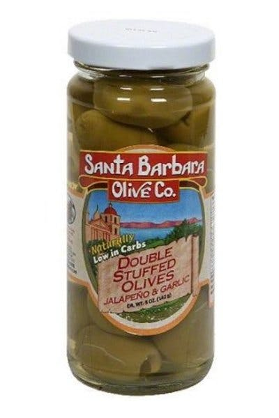 Santa Barbara Olive Garlic Stuffed