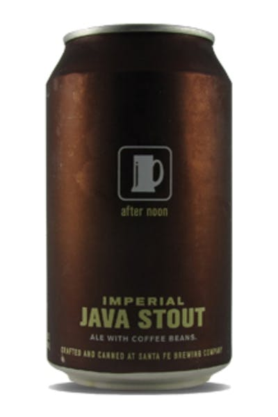 Santa Fe Brewing Imperial Java Stout