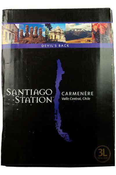 Santiago Station Carmenere