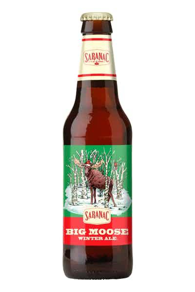 Saranac Big Moose Winter Ale