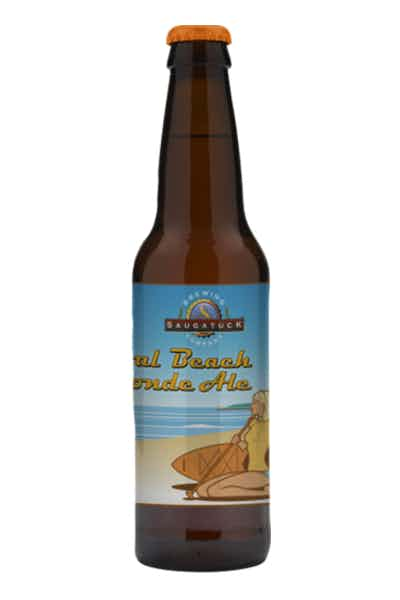 Saugatuck Oval Beach Blonde Ale