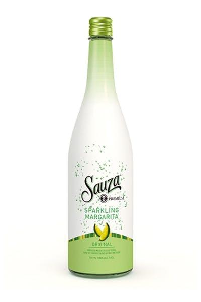 Sauza Sparkling Margarita Lime
