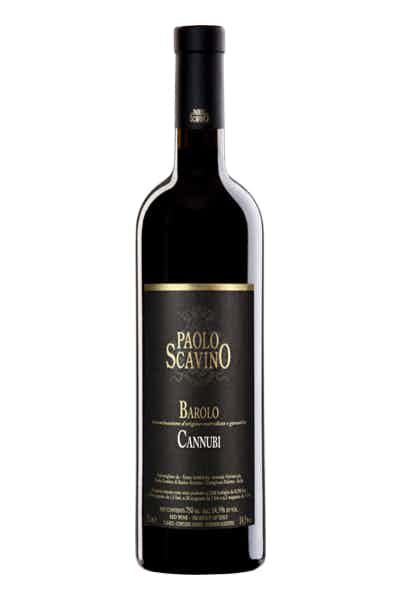 Scavino Barolo Cannubi