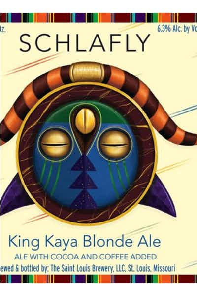 Schlafly King Kaya Blonde Ale