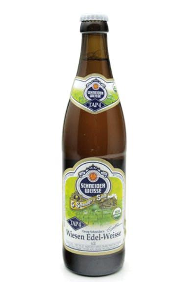 Schneider Tap 4 Organic Georg Schneider's Weisen Edel-Weisse