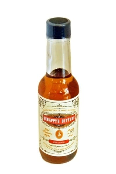 Scrappy's Orange Bitters