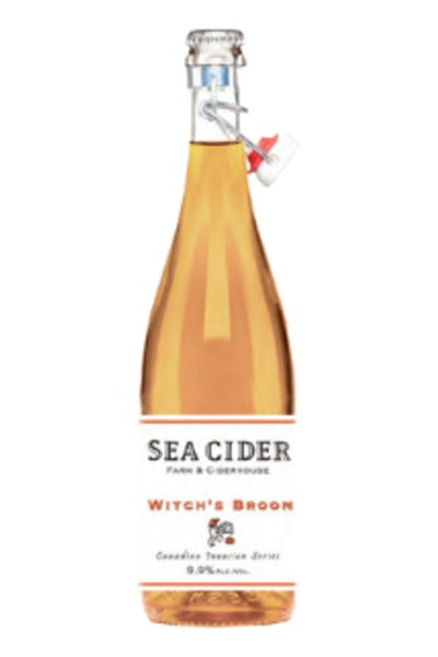 Sea Cider Witch's Broom