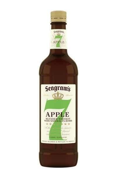 Seagram's 7  Orchard Apple