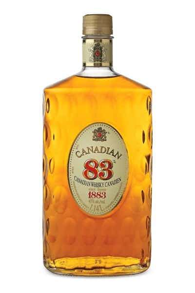 Seagram's 83 Canadian Whiskey