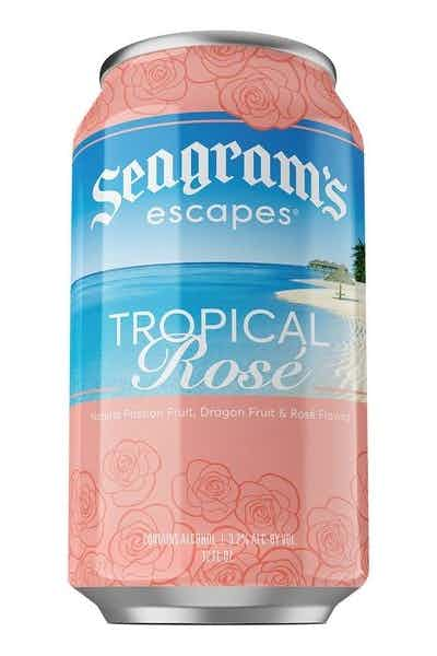Seagram's Escapes Tropical Rosé