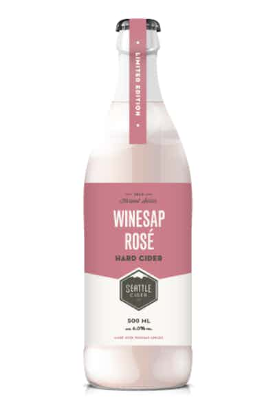 Seattle Cider Winesap Rose