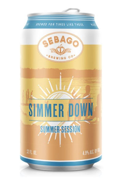 Sebago Simmer Down Summer Session
