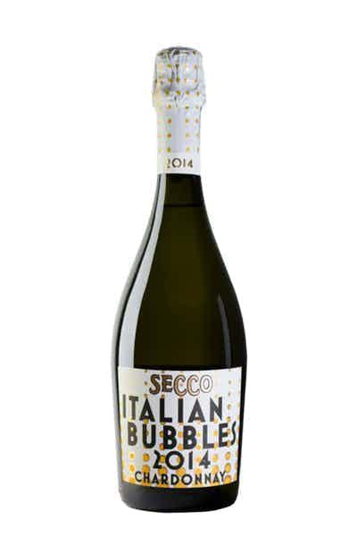 Secco Italian Bubbles Chardonnay Brut