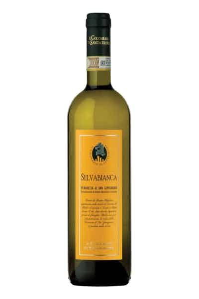 Selvabianca Vernaccia di San Gimignano