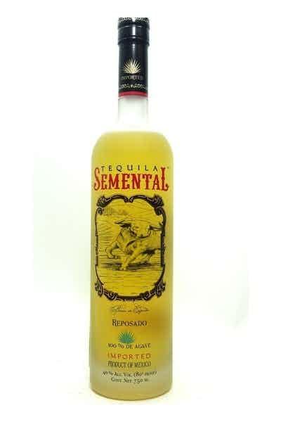 Semental Reposado Tequila