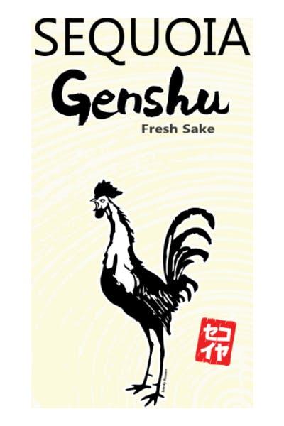 Sequoia Genshu Sake