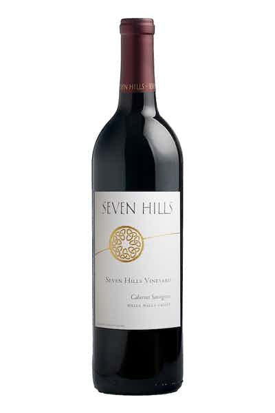 Seven Hills Winery Seven Hills Vineyard Cabernet Sauvignon