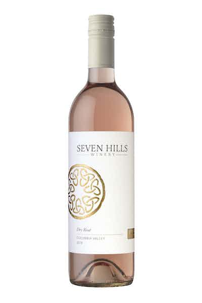 Seven Hills Winery Columbia Valley Dry Rosè