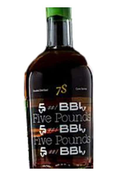 Seven Stills Five Pounds Whiskey