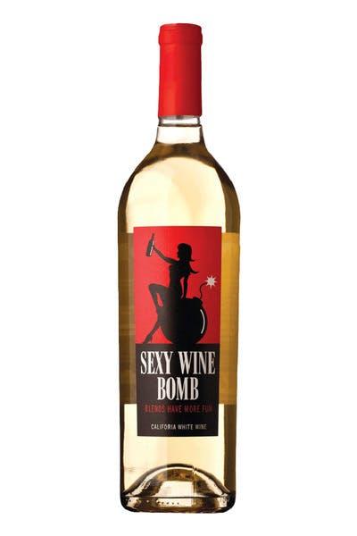 Sexy Wine Bomb White Blend