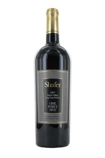 Shafer Cabernet Sauvignon One.Five 2012
