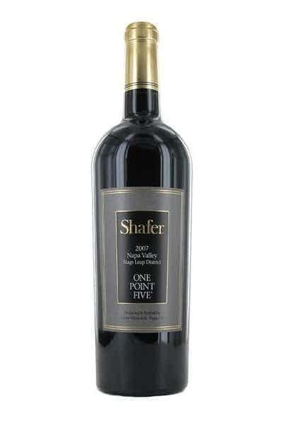 Shafer Cabernet Sauvignon One.Five 2012