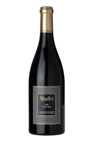 Shafer Syrah Relentless