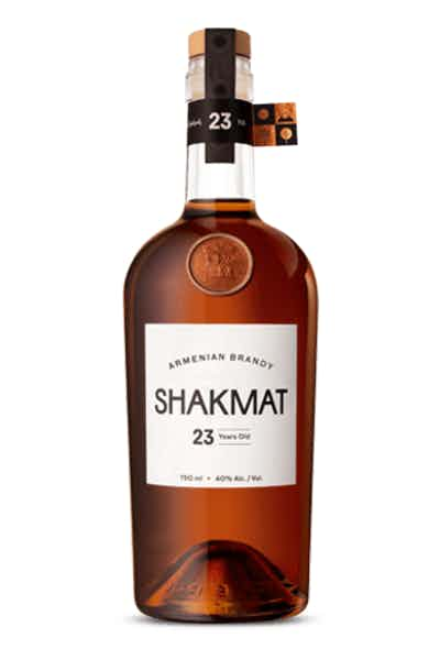 Shakmat 23 Year Old Armenian Brandy
