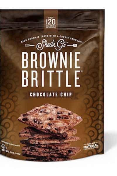 Sheila G Brownie Brittle Chocolate Chip