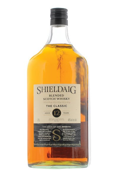 Shieldaig 'the Classic' Blend 12yr