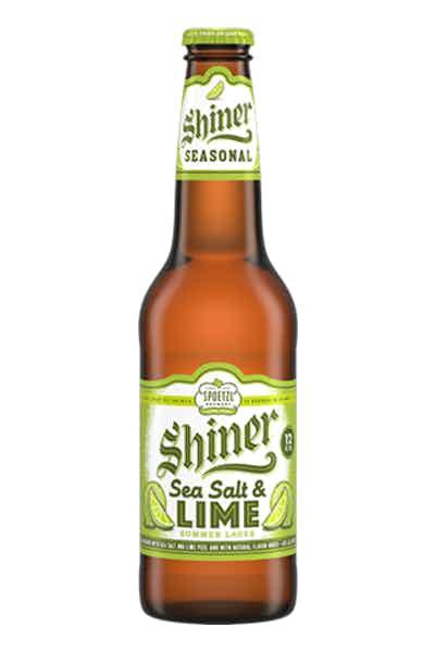 Shiner Sea Salt & Lime Lager