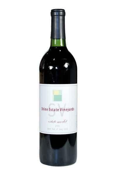Shinn Vineyards Estate Merlot