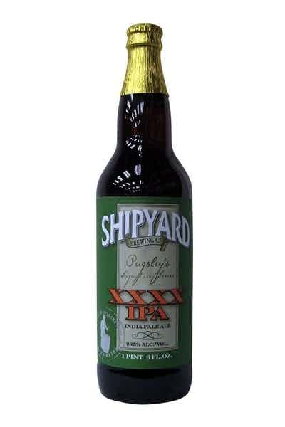 Shipyard Pugsley's Signature XXXX IPA