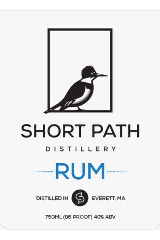 Short Path White Rum