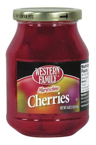 Shurfine Cherries