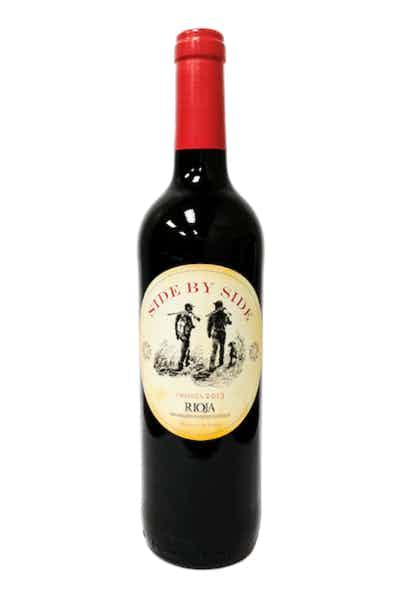 Side By Side Rioja Crianza