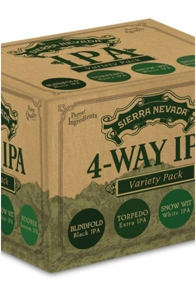 Sierra Nevada Fourway IPA