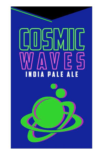Silver City Cosmic Waves IPA