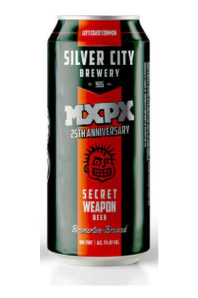 Silver City MXPX Secret Weapon
