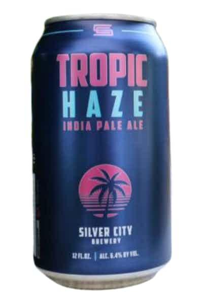 Silver City Tropic Haze IPA