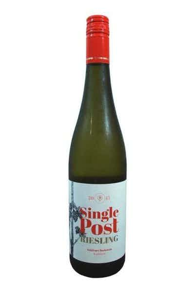 Single Post Riesling