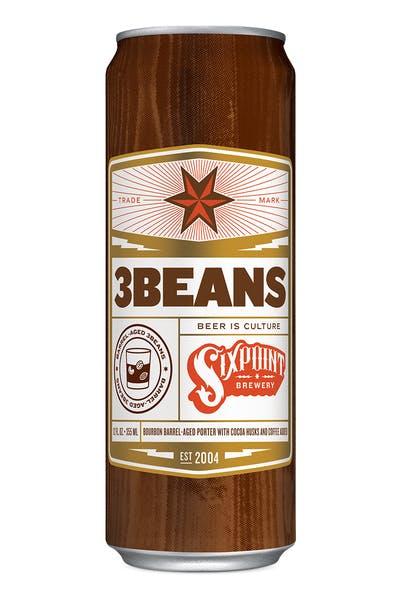 Sixpoint 3Beans Bourbon Barrel Aged Porter