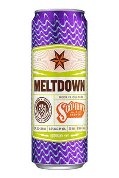Sixpoint Meltdown Hazy IIPA
