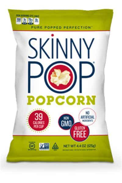 Skinny Pop Original Flavor Popcorn